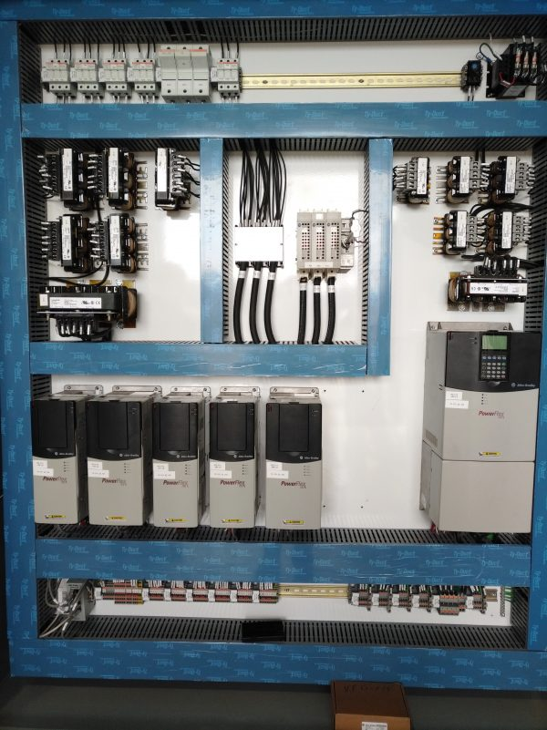 Control panels manufacturing