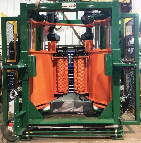 Optimized log rotator