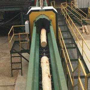 V-flight scanner conveyor